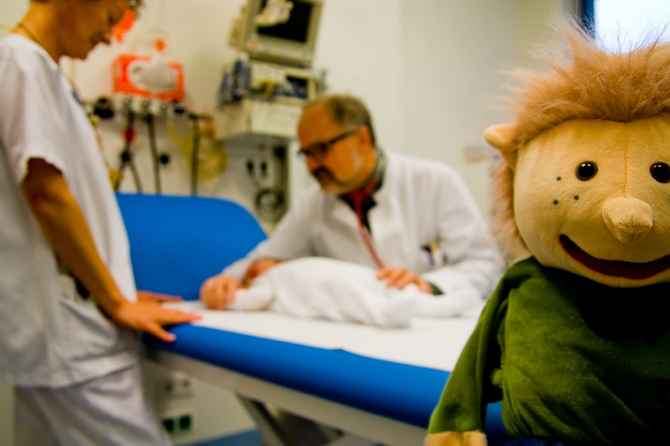 Kinderklinik im KlinikumStadtSoest