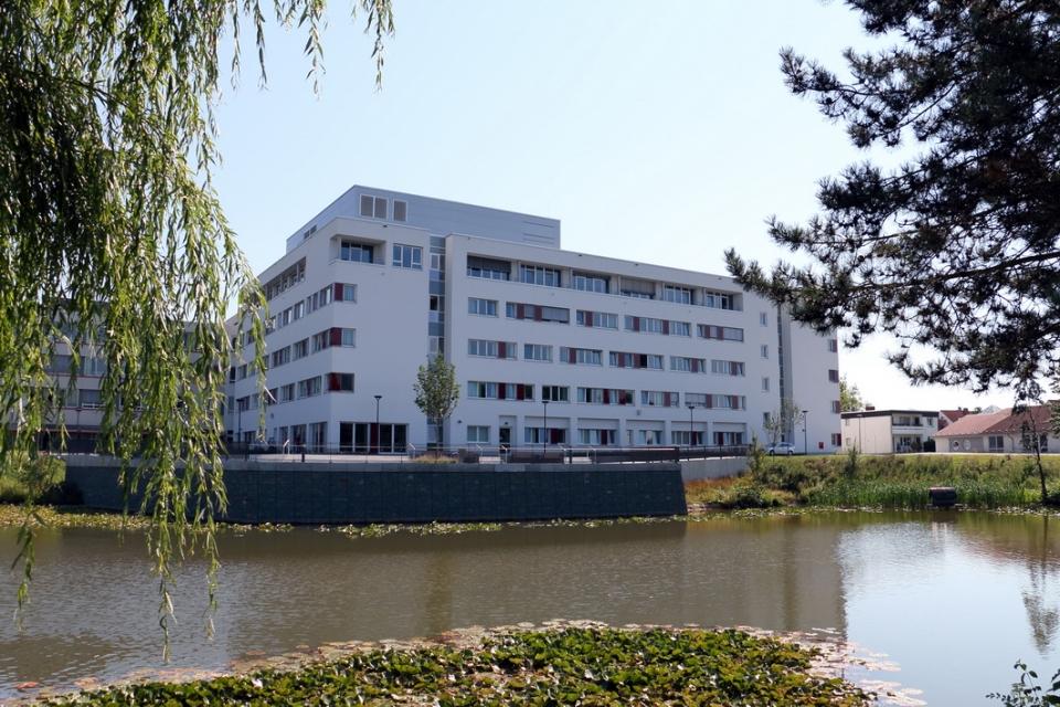 Das neue Bettenhaus des KlinikumStadtSoest