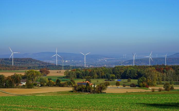Trianel Windpark Emmerthal