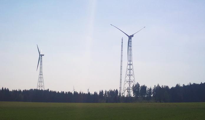 Windpark Laubersreuth