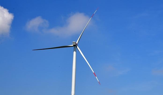 Beispielbild eines Windparks